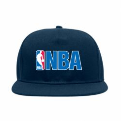 Снепбек NBA Logo - FatLine