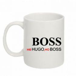 Кружка 320ml Не Hugo, но Boss - FatLine