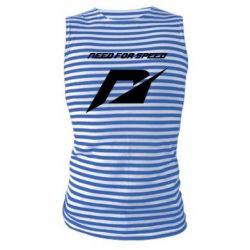Майка-тельняшка Need For Speed Logo