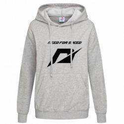 Женская толстовка Need For Speed Logo