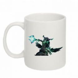 Кружка 320ml Nevermore Dota 2 - FatLine