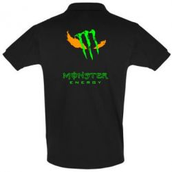 Футболка Поло New Monster Energy - FatLine