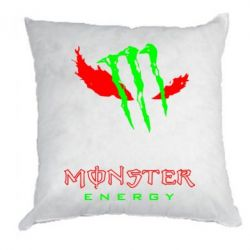 Подушка New Monster Energy - FatLine
