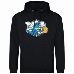 Мужская толстовка New Orleans Hornets Logo - FatLine