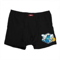 Мужские трусы New Orleans Hornets Logo - FatLine