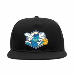 Снепбек New Orleans Hornets Logo - FatLine