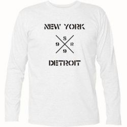 �������� � ������� ������� New York Detroit