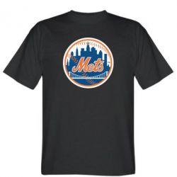 Мужская футболка New York Mets - FatLine