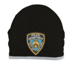 Шапка New York Police Department - FatLine