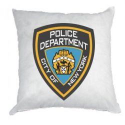 Подушка New York Police Department - FatLine
