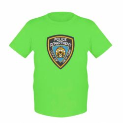 ������� �������� New York Police Department - FatLine