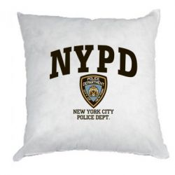 Подушка New York Police - FatLine