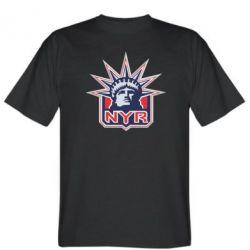 Мужская футболка New York Rangers - FatLine