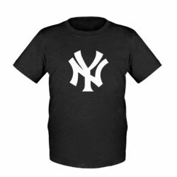 Дитяча футболка New York yankees - FatLine