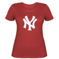 Жіноча футболка New York yankees - FatLine