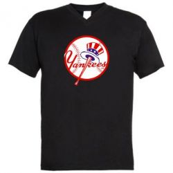 ������� ��������  � V-�������� ������� New York Yankees - FatLine