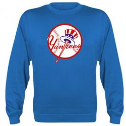 Реглан New York Yankees - FatLine