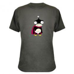 Камуфляжная футболка Нибблер - FatLine