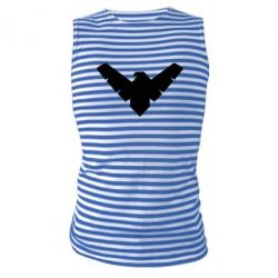 �����-��������� Nightwing Logo - FatLine