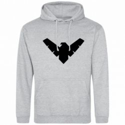 ������� ��������� Nightwing Logo - FatLine