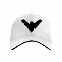 ����� Nightwing Logo - FatLine