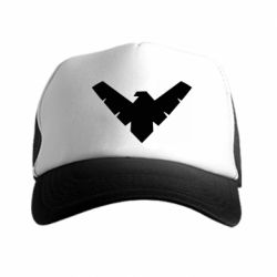 �����-������ Nightwing Logo - FatLine