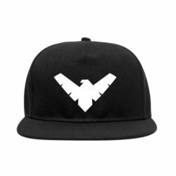 Снепбек Nightwing Logo - FatLine