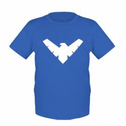 ������� �������� Nightwing Logo - FatLine