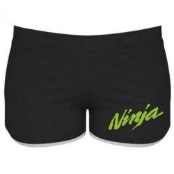 Женские шорты Ninja - FatLine