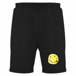 Мужские шорты Nirvana Logo 3D - FatLine