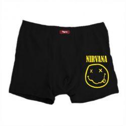 Мужские трусы Nirvana (Нирвана) - FatLine