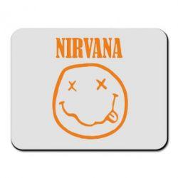 Коврик для мыши Nirvana - FatLine