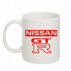 Кружка 320ml Nissan GT-R - FatLine