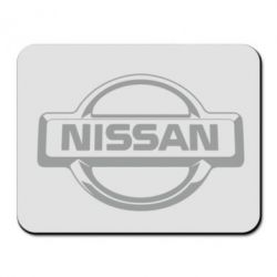 Коврик для мыши Nissan Logo