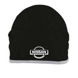 Шапка Nissan Logo - FatLine
