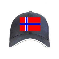 Кепка Норвегия - FatLine