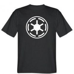 Мужская футболка Новый герб Империи - FatLine