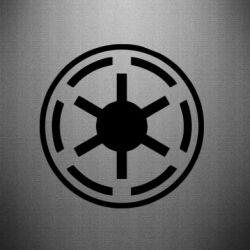 Наклейка Новый герб Империи - FatLine