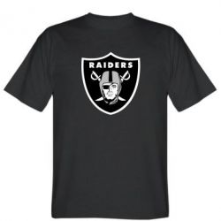 Мужская футболка Oakland Raiders - FatLine