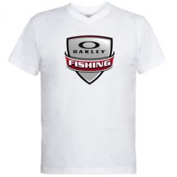 ������� ��������  � V-�������� ������� Oakley Fishing
