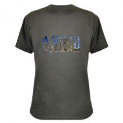 Камуфляжная футболка Одеса - FatLine