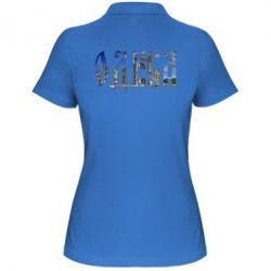Женская футболка поло Одеса - FatLine