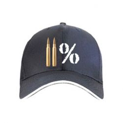 Кепка Одинадцать процентов - FatLine
