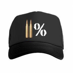 Кепка-тракер Одинадцать процентов