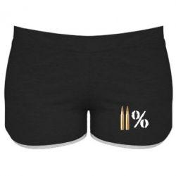 Женские шорты Одинадцать процентов