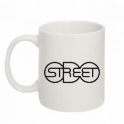 Кружка 320ml Odo Street - FatLine