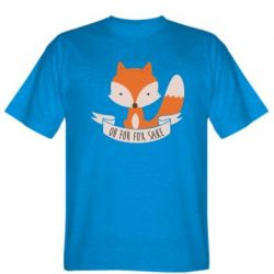 Футболка Of for fox sake