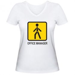 ������� �������� � V-�������� ������� Office Manager - FatLine