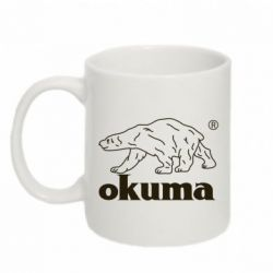Кружка 320ml Okuma - FatLine