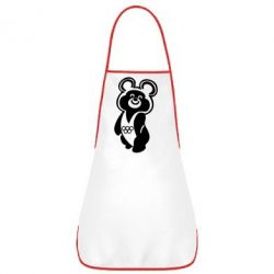 Фартук Олимпийский Мишка